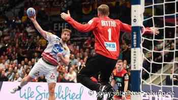 Handball-EM: Dank Bitter: DHB-Team erreicht Spiel um Platz fünf