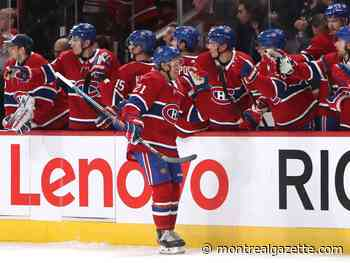 Stu Cowan: Canadiens hold out hope for long win streak, playoff berth