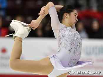 Local roundup: Tecumseh's Schumacher wins silver medal at National Skating Championships