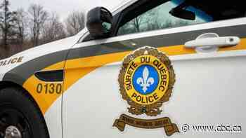 Driver of pickup dead after vehicle collides with school bus in Rawdon, Que.