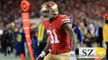 Football: NFL-Star Raheem Mostert: Der süße Triumph des Verstoßenen
