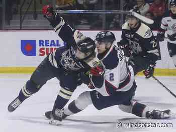 Opting to keep youth has not slowed Spitfires as club moves back atop West Division standings