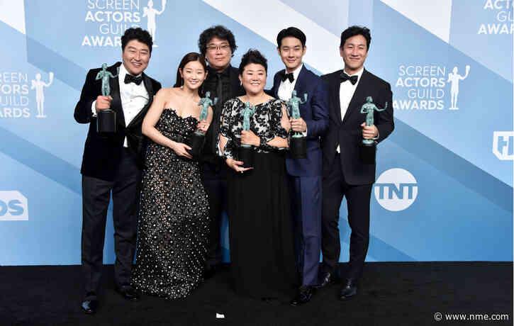 'Parasite' and Joaquin Phoenix among big winners at Screen Actors Guild Awards 2020