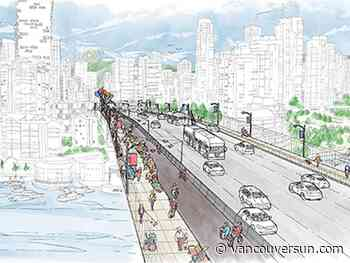 Granville bridge 2.0: Get ready for the makeover