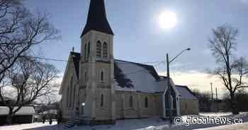 Family moves across Canada to give former Anglican church in Saint John a new lease on life