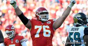 Quebec M.D., Kansas City Chiefs lineman to compete in the Super Bowl