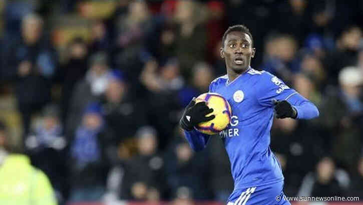 Leicester boss reveals Ndidi's return date