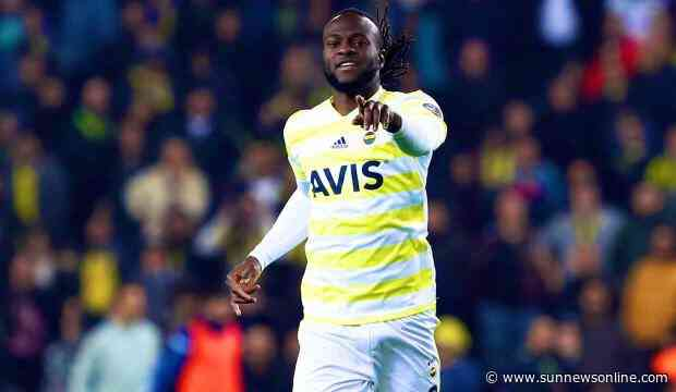 Moses agrees personal terms with Inter