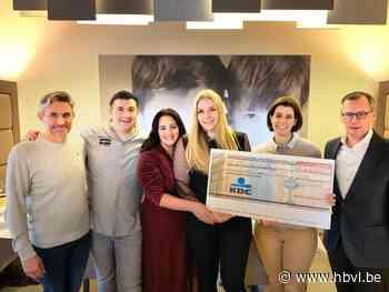 Chef-kok Peppe en bouwbedrijf Gijbels steunen Een Hart voor Limburg met 16.000 euro
