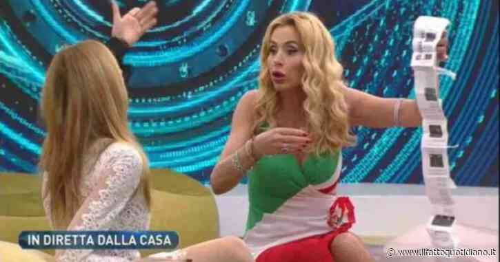 """Grande Fratello Vip, Valeria Marini entra nella casa e litiga con Rita Rusic. I commenti di Antonio Zequila scatenano le polemiche: """"È un ce**o, ha un cu*o enorme"""""""