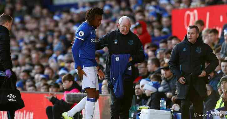 'Iwobi won't be risked' Everton manager Carlo Ancelotti gives update on forward's recovery