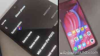 Poco F2 Lite Alleged Live Images Surface Online, 2 More Poco F2 Phones Tipped to Arrive in 2020