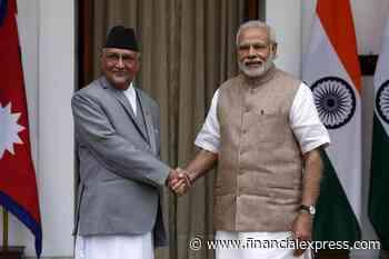 PM Modi, Nepalese counterpart KP Sharma Oli inaugurate check post at Jogbani-Biratnagar