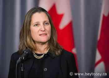 Liberal priorities for minority Parliament, NAFTA ratification, assault rifle ban