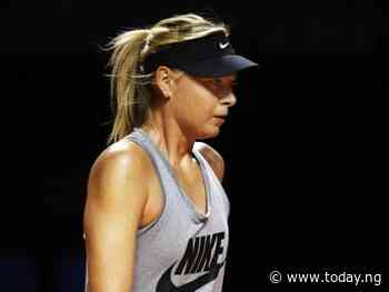 Maria Sharapova to drop out of top 350 after defeat at Australian Open