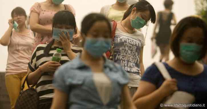 Cina, virus misterioso: tosse, febbre, mal di gola e difficoltà a respirare i segnali di allarme