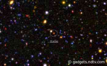 Core of Huge Dying Galaxies Formed Just 1.5 Billion Years After Big Bang: Study