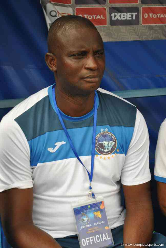 Osho: Enyimba Won't Dwell On Self Pity After Defeat to FCIU