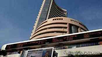 Sensex closes 200 points down, Nifty ends below 12,200; Bharti Infratel shines