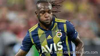 Moses Arrives Milan For Medical Ahead Inter Move