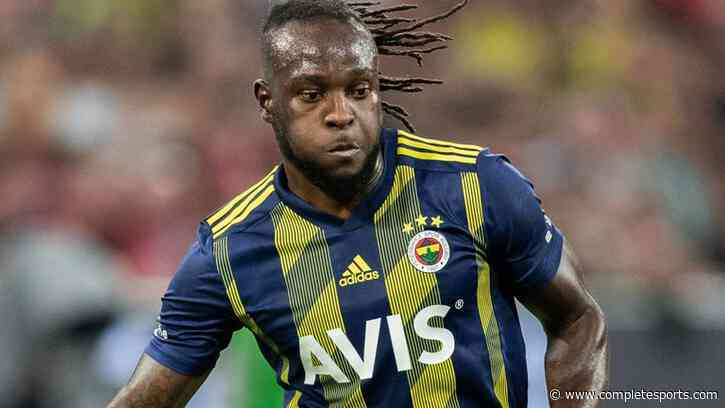Moses Arrives Milan For Medical Ahead Inter Contract Signing