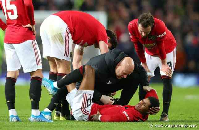 Manchester United heavily criticised for handling of Marcus Rashford's injury