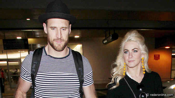 Brooks Laich Admits He's Exploring His 'Sexuality' Amid Issues With Julianne Hough