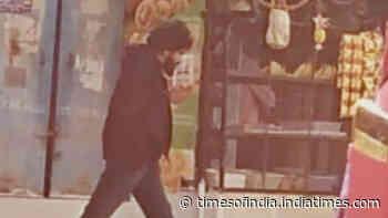 Pawan Kalyan's leaked pics from #PSPK26 - Pink remake