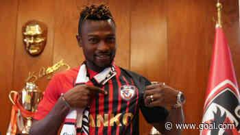 Gaziantep's Twumasi apologises for poor performance against Fenerbahce