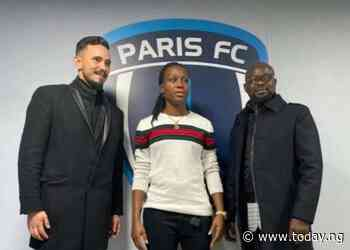 Nigeria's Chiamaka Nnadozie joins Paris FC from Rivers Angels