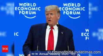 Trump tells leaders of 'spectacular' US economy