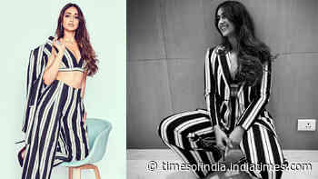 Ileana D'Cruz looks absolutely gorgeous in this monochrome picture