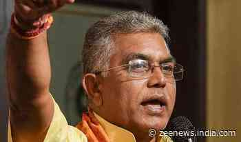 Won`t allow 2 crore Bangladeshi Muslim infiltrators to live in India: West Bengal BJP chief Dilip Ghosh