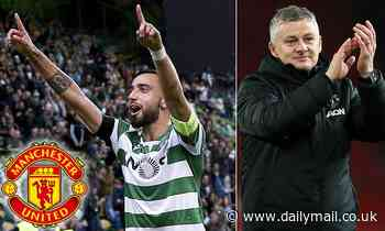 Manchester United 'could sign Bruno Fernandes in £55m deal'