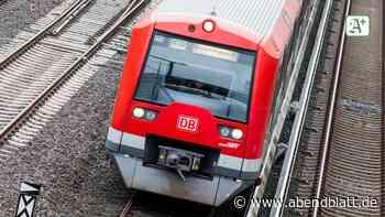 Sperrung: Zugausfälle und Verspätungen im Netz der Hamburger S-Bahn