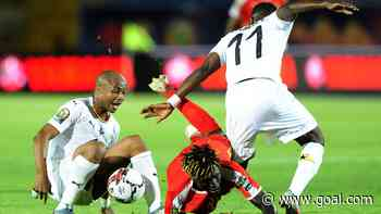 Ghana's World Cup qualifying group confirmed