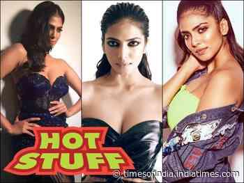 Super-hot photos of bombshell Malavika Mohanan
