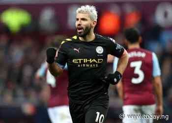 Manchester City in flying form as Sergio Aguero breaks record