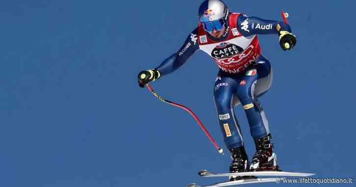 """Sci, Dominik Paris cade in allenamento e si rompe il crociato del ginocchio destro: """"La mia stagione finisce qui"""". Addio ai sogni di Coppa"""