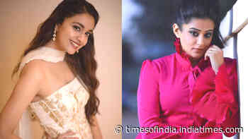 This actress replaces Keerthy Suresh in Ajay Devgn's sports drama 'Maidaan'