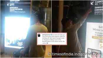 Akshay Kumar takes mother to her 'favourite place in the whole world' on her birthday