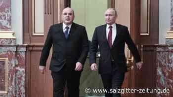 Zahlreiche Posten neu besetzt: Neue russische Regierung vorgestellt - Lawrow bleibt im Amt
