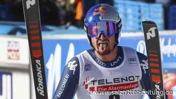 Ski-alpin-Ass: Saison-Aus und lange Pause für Kitzbühel-Favorit Paris