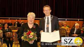 Bundesverdienstkreuz für die Wolfsburgerin Marlies Ottimofiore