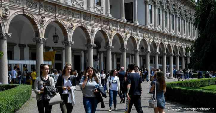 Università, 7,15 miliardi per il funzionamento degli atenei nel 2017: Italia tra le peggiori in Europa. E il 42% dei soldi va al Nord