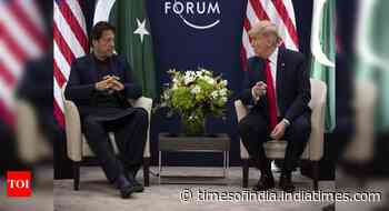 Donald Trump says he's discussing Kashmir issue with Imran Khan