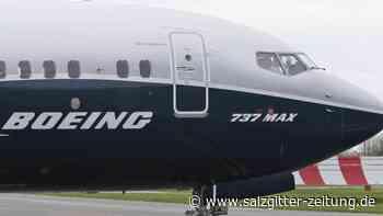 Krisenjet: Boeing rechnet mit 737-Max-Flugverbot bis in den Sommer