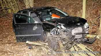 Unfall auf der A 36 bei Sternhaus – Autofahrer schwer verletzt