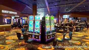 Chatham-Kent receives $400K payment for hosting casino