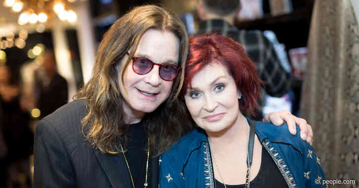Sharon Osbourne Thanks Fans for 'Outpouring of Love' After Ozzy's Parkinson's Disease Diagnosis